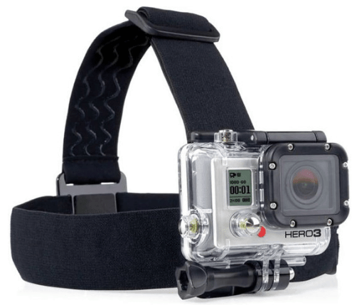 airsoft headstrap mount
