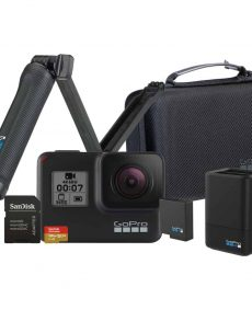 GoPro HERO 7 Black - Travelkit