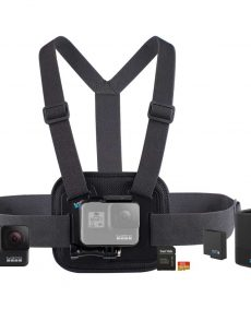 GoPro HERO 7 Black - Chest Mount kit